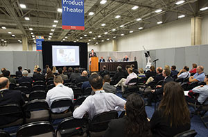 Another Product Theater has been added for this year's AAO-HNSF Annual Meeting & OTO EXPO.