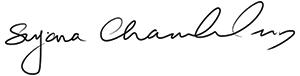 Dr. Chandrasekhar Signature-CMYK